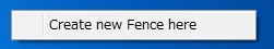fence create2